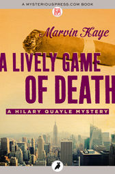 A Lively Game of Death by Marvin Kaye