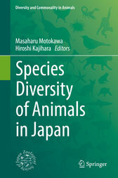Species Diversity of Animals in Japan by Masaharu Motokawa