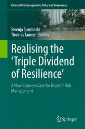 Realising the 'Triple Dividend of Resilience' by Swenja Surminski
