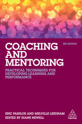 Coaching and Mentoring by Ed Parsloe