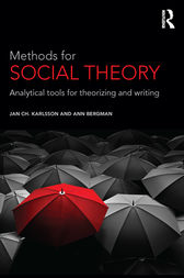 Methods for Social Theory by Jan Ch. Karlsson