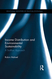 Income Distribution and Environmental Sustainability by Robin Hahnel