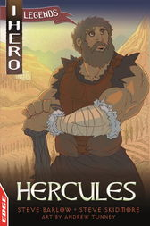 EDGE: I HERO: Legends: Hercules by Steve Barlow