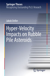 Hyper-Velocity Impacts on Rubble Pile Asteroids by Jakob Deller