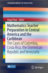 Mathematics Teacher Preparation in Central America and the Caribbean by Angel Ruiz
