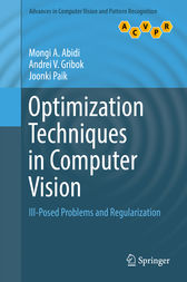 Optimization Techniques in Computer Vision by Mongi A. Abidi