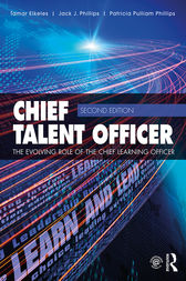 Chief Talent Officer by Jack Phillips