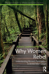 Why Women Rebel by Alexis Leanna Henshaw