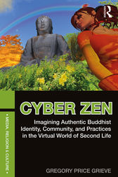 Cyber Zen by Gregory Price Grieve