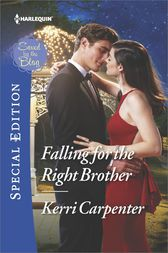 Falling for the Right Brother by Kerri Carpenter