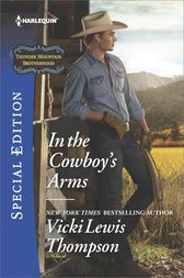 In the Cowboy's Arms by Vicki Lewis Thompson