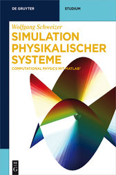 Simulation physikalischer Systeme by Wolfgang Schweizer