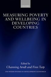Measuring Poverty and Wellbeing in Developing Countries by Channing Arndt