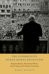 The Conservative Human Rights Revolution by Marco Duranti