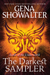 Lords of the Underworld: The Darkest Sampler by Gena Showalter