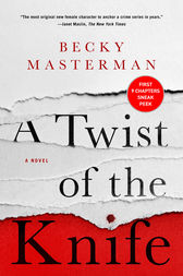 A Twist of the Knife 9-Chapter Sampler by Becky Masterman