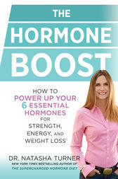 The Hormone Boost by Natasha Turner