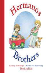 Hermanos/Brothers by David McPhail