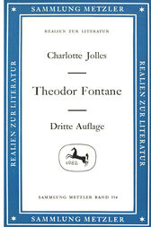 Theodor Fontane by Charlotte Jolles