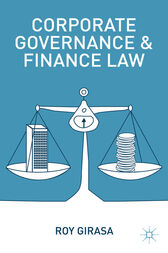 Corporate Governance and Finance Law by R. Girasa