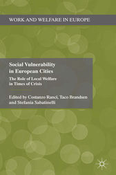 Social Vulnerability in European Cities by C. Ranci