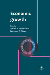 Economic Growth by Steven Durlauf