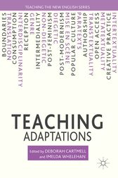 Teaching Adaptations by D. Cartmell