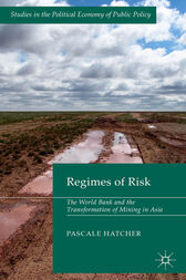 Regimes of Risk by Pascale Hatcher