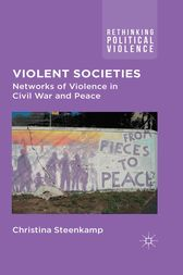 Violent Societies by C. Steenkamp