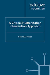 A Critical Humanitarian Intervention Approach by K. Butler