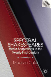 Spectral Shakespeares by M. Calbi
