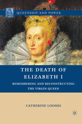 The Death of Elizabeth I by C. Loomis