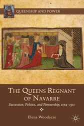 The Queens Regnant of Navarre by Elena Woodacre