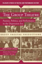 The Group Theatre by H. Chinoy