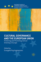 Cultural Governance and the European Union by Evangelia Psychogiopoulou