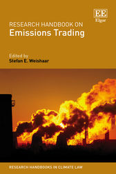 Research Handbook on Emissions Trading by Stefan E. Weishaar