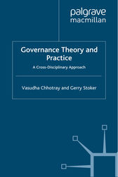 Governance Theory and Practice by V. Chhotray