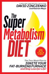 The Super Metabolism Diet by David Zinczenko