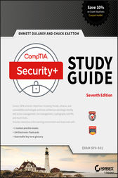 CompTIA Security+ Study Guide by Emmett Dulaney