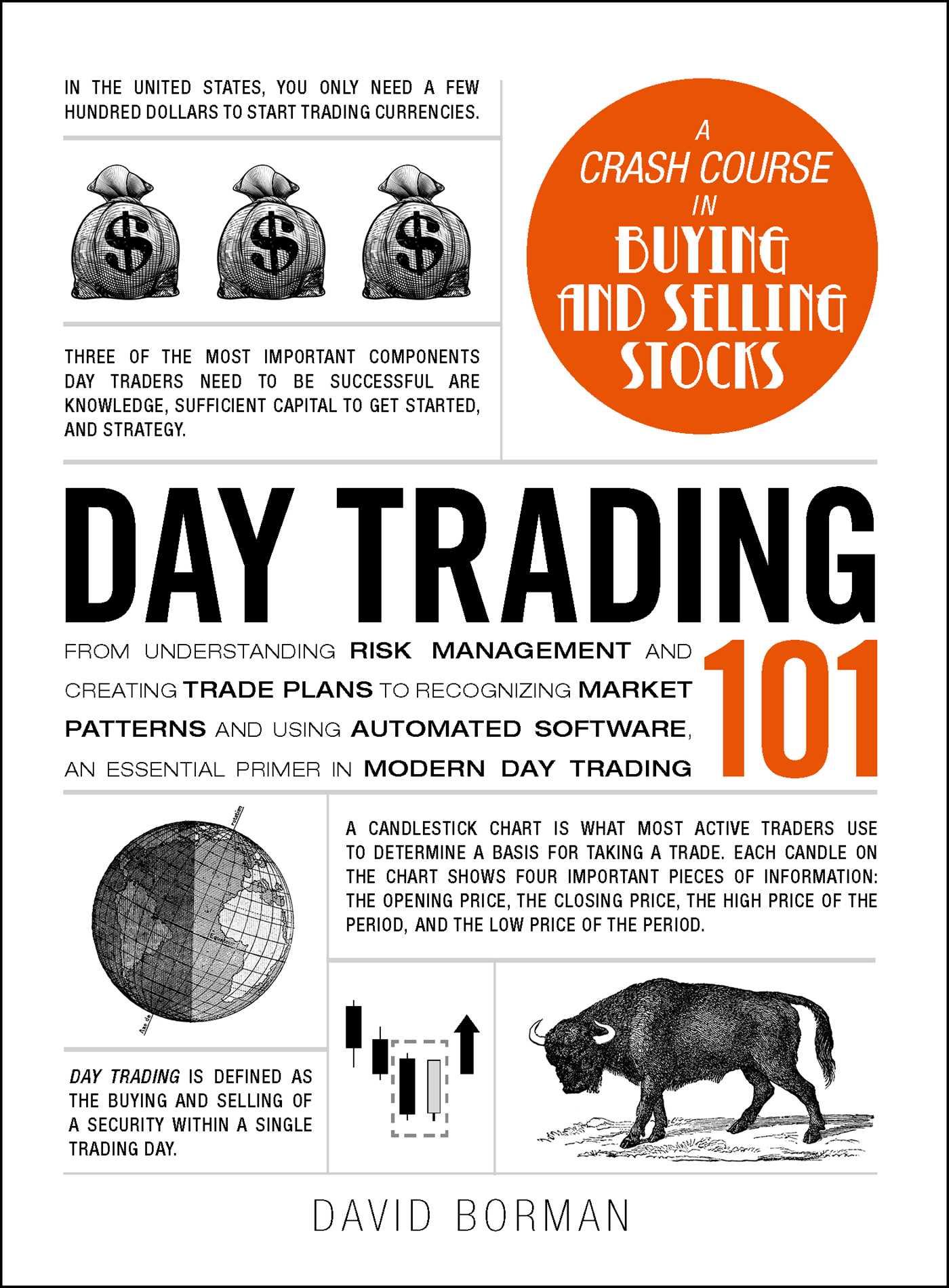 Download Ebook Day Trading 101 by David Borman Pdf