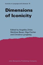 Dimensions of Iconicity by Angelika Zirker