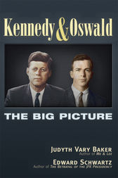 Kennedy and Oswald by Judyth Vary Baker
