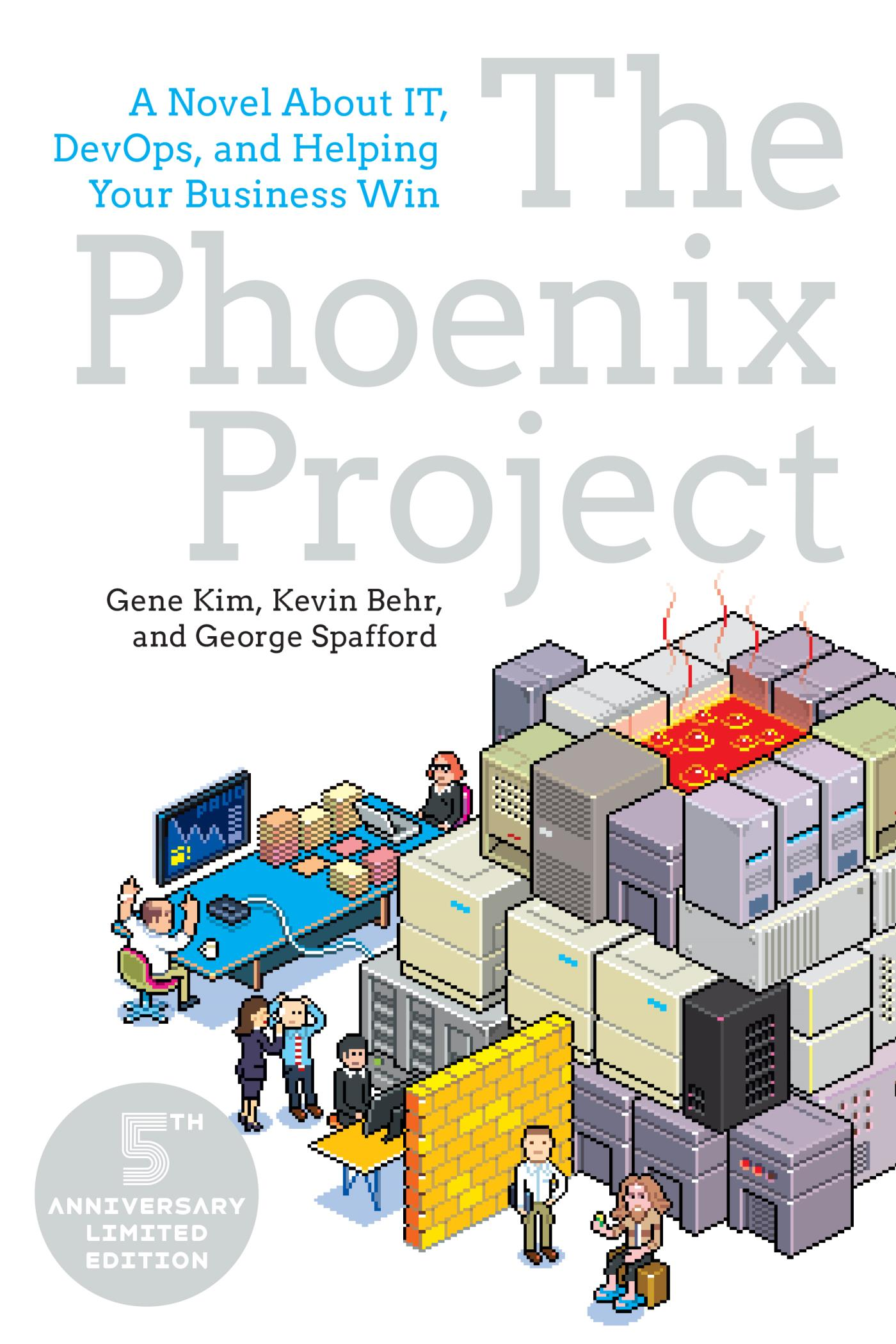 Download Ebook The Phoenix Project (3rd ed.) by Gene Kim Pdf
