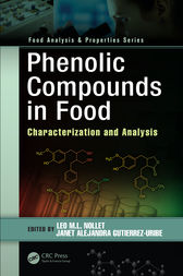 Phenolic Compounds in Food by Leo M.L. Nollet
