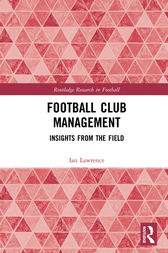Football Club Management by Ian Lawrence