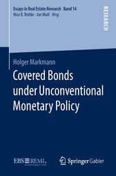 Covered Bonds under Unconventional Monetary Policy by Holger Markmann