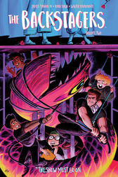 The Backstagers Vol. 2 by James Tynion IV