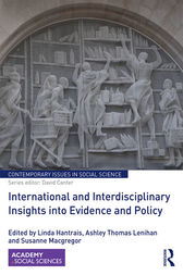 International and Interdisciplinary Insights into Evidence and Policy by Linda Hantrais