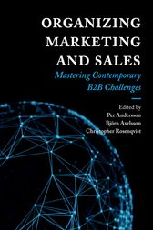Organizing Marketing and Sales by Per Andersson