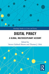 Digital Piracy by Steven Caldwell Brown